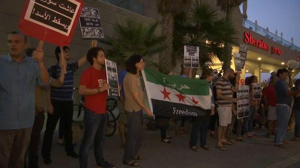 Протестувальники