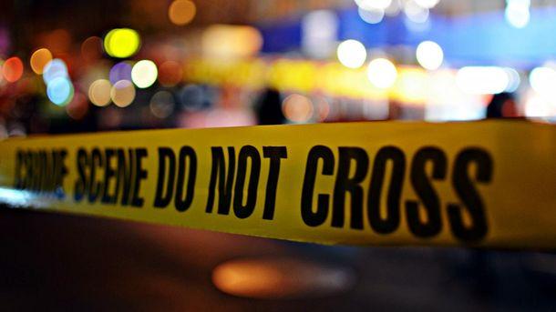 На месте происшествия работает полиция