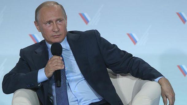 Путіна засмутила Україна