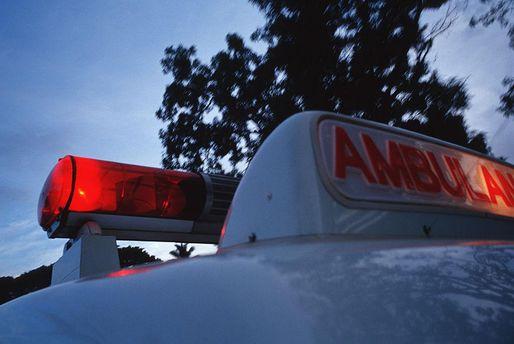 Автобус з дітьми насмерть збив скутериста на Харківщині