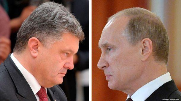 Порошенко заявил о ключевых позициях Украины