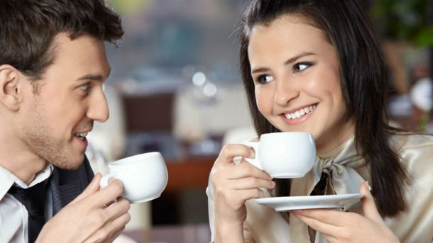 Утром кофе не нужен, человек и без него бодрый