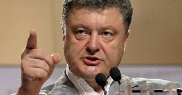 У Порошенко назвали условия для урегулирования конфликта