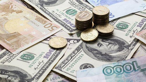 Падіння євро триває