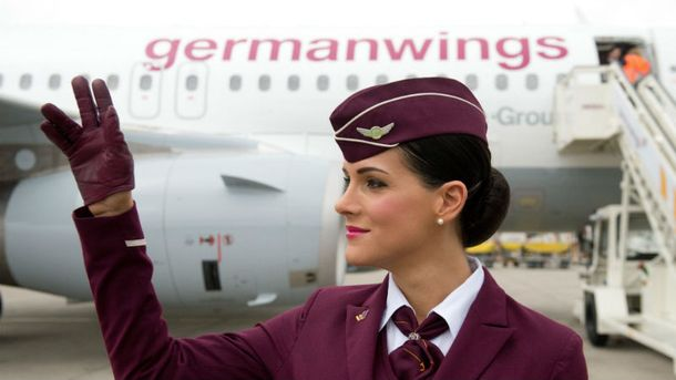 Среди бастующих – бортпроводники Germanwings