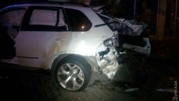 Масштабная авария в Одессе. Есть погибшие и раненые