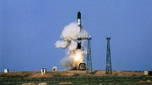Балістична ракета