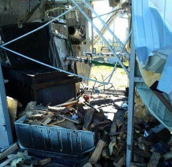 Взрыв на Харьковщине