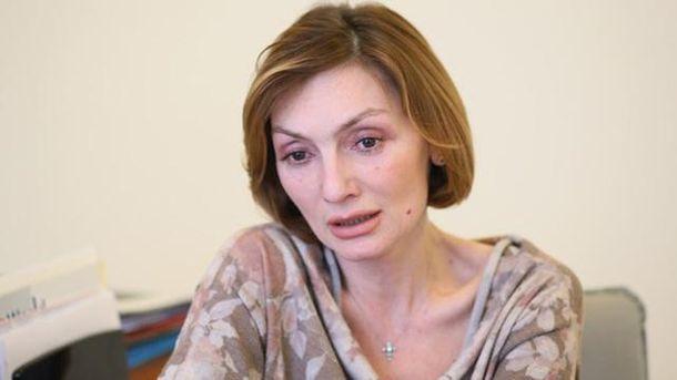 Заместитель главы правления НБУ Екатерина Рожкова