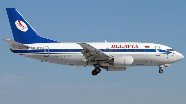 Boeing компанії
