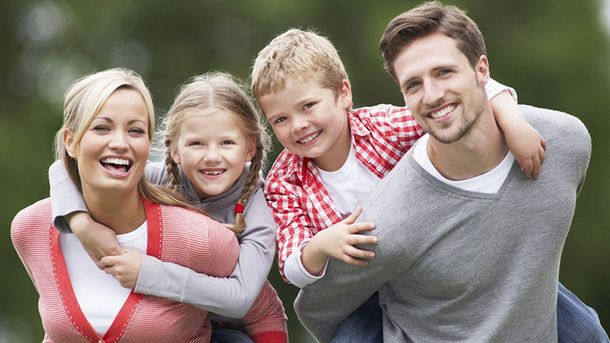 Семья положительно влияет на успех украинцев