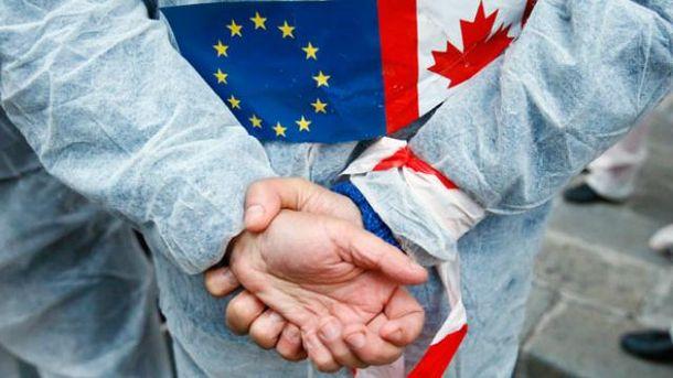 Бельгия согласилась подписать ЗСТ с Канадой