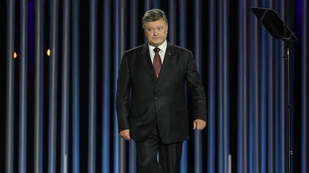 Петр Порошенко не спит