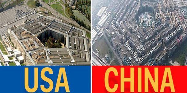 Китай і США