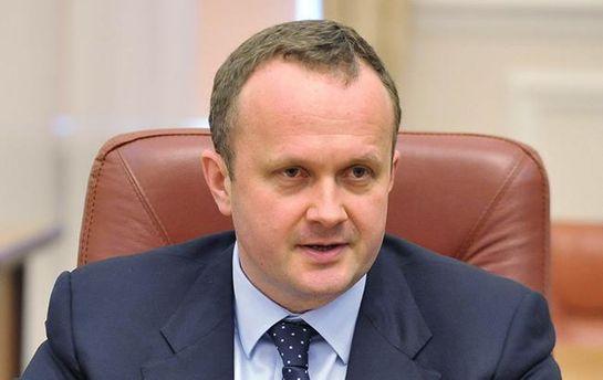 Министр экологии и природных ресурсов Украины Остап Семерак
