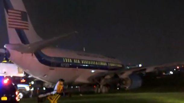 Самолет Трампа
