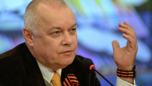 Путін розкритикував слова Кисельова про