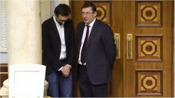 Лещенко і Луценко володіють дорогою нерухомістю