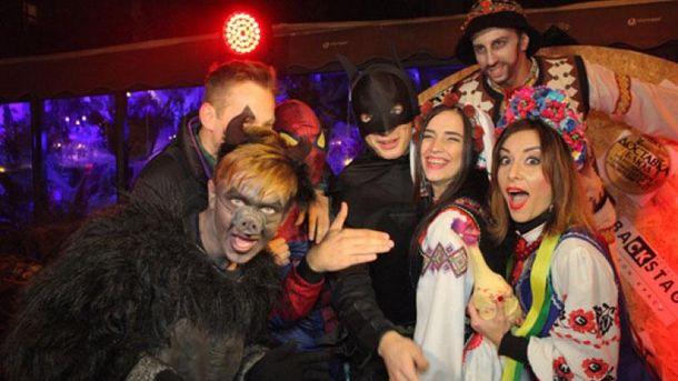 Хэллоуин по-украински