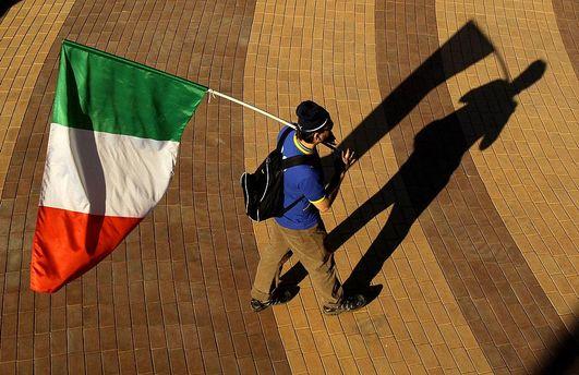 В Италии возможны землетрясения