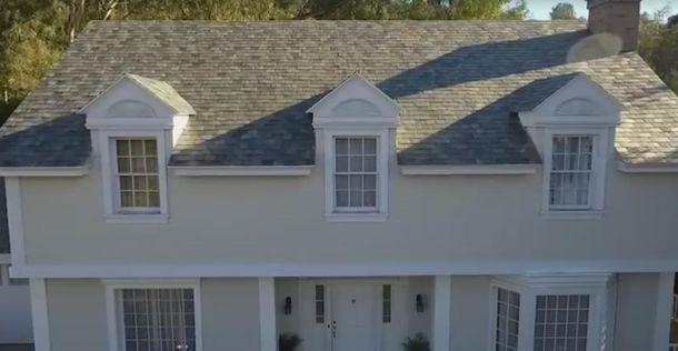 Инновационная крыша