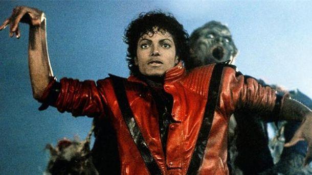 Кадр из клипа Майкла Джексона Thriller