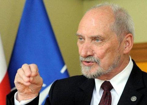 Міністр національної оборони Польщі Антоній Мацеревич