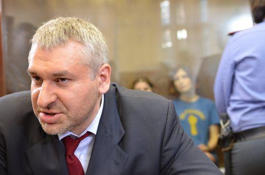 Савченко нівелює захист Фейгіна