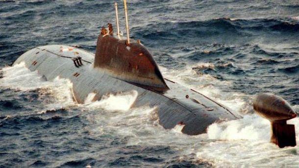 Росія відправила підводні човни до Сирії