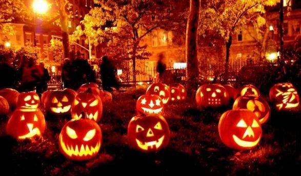 Хэллоуин близко