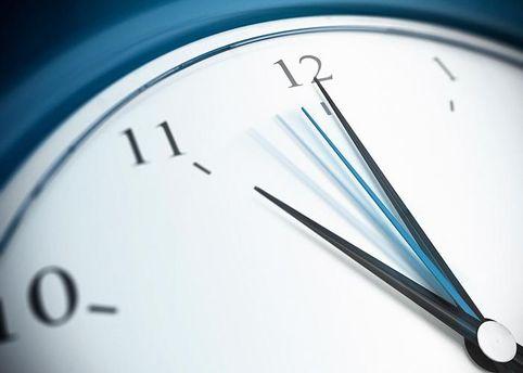 Україна й надалі переводитиме годинники