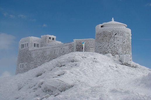 Обсерватория на горе Поп Иван Черногорский
