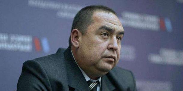 Игорь Плотницкий просит деньги на воду