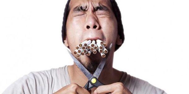 Курение может привести к развитию слабоумия