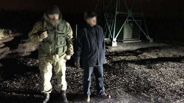 Антимайданівця затримали неподалік від кордону
