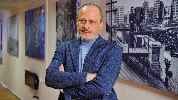 Зураб Аласанія 2,5 роки очолював НТКУ