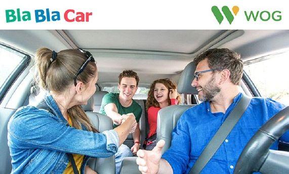 WOG та BlaBlaCar