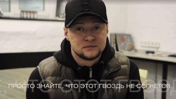 Известные украинцы зачитали письмо Сенцова