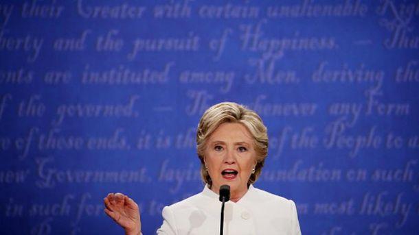 Хиллари Клинтон может стать первой женщиной президентом США