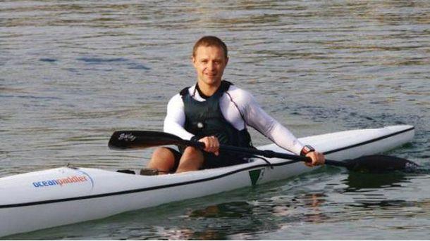 Олександр Горган полюбляє активні види спорту
