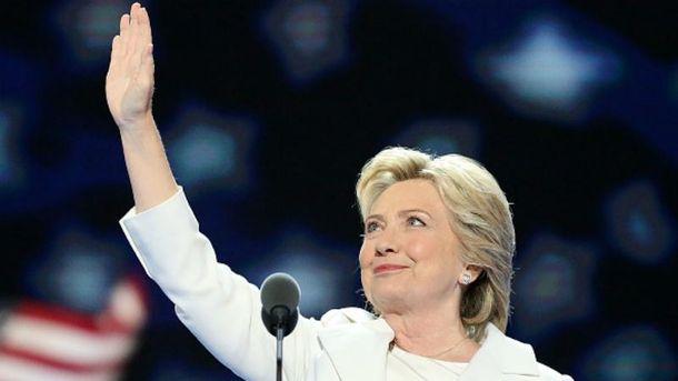 Хиллари Клинтон может стать первой женщиной-президентом в истории США