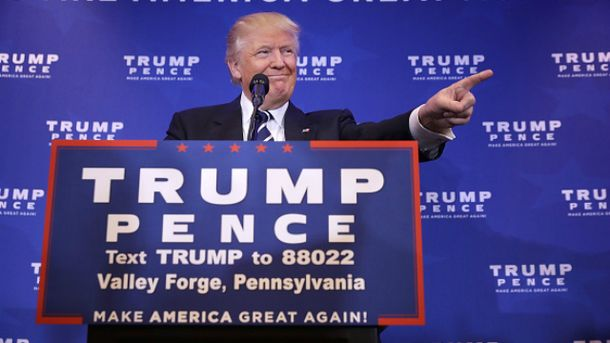 Трамп отримав перші голоси від однопартійців