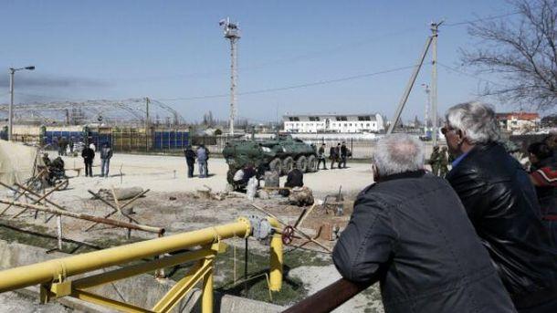 Росія нарощує військову потужність в окупованому Криму