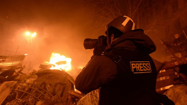 Понад 700 журналістів загинули за останні 10 років