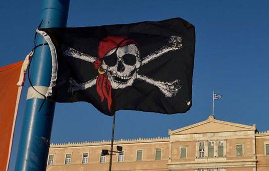 Флаг пиратов
