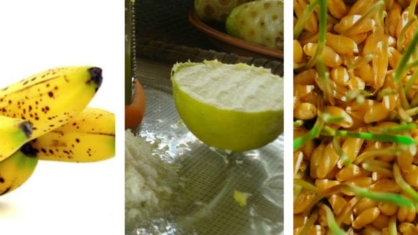 Эти продукты - источник витаминов