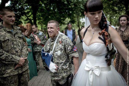 Свадьба боевика
