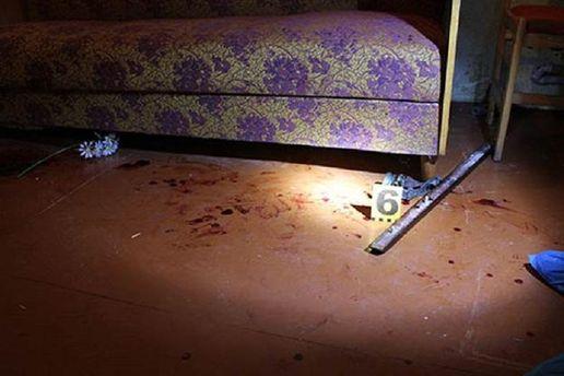 Фото з місця вбивства