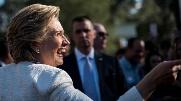 Гиллари Клинтон