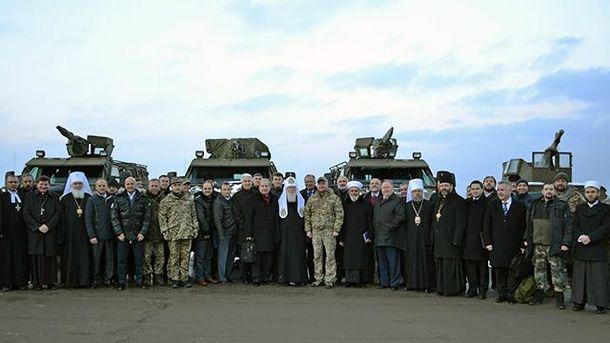Зібрання Ради церков відбулось у Краматорську